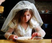 child wedding